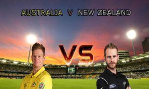 अस्ट्रेलिया र न्युजिल्यान्डको खेल आज