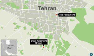 इरानको संसद र पवित्र समाधिस्थलमा आक्रमण, ISIS ले जिम्मेवारी लियो